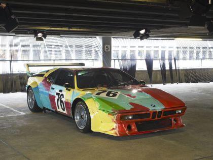 1979 BMW M1 ( E26 ) Procar Art Car by Andy Warhol 11