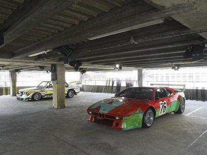 1979 BMW M1 ( E26 ) Procar Art Car by Andy Warhol 12