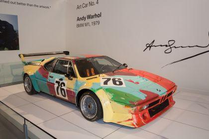 1979 BMW M1 ( E26 ) Procar Art Car by Andy Warhol 13