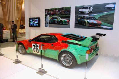 1979 BMW M1 ( E26 ) Procar Art Car by Andy Warhol 18