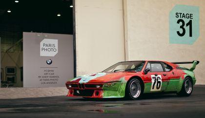 1979 BMW M1 ( E26 ) Procar Art Car by Andy Warhol 19