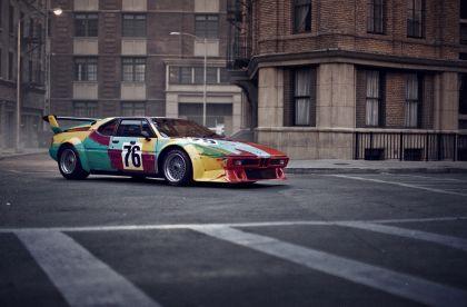 1979 BMW M1 ( E26 ) Procar Art Car by Andy Warhol 23