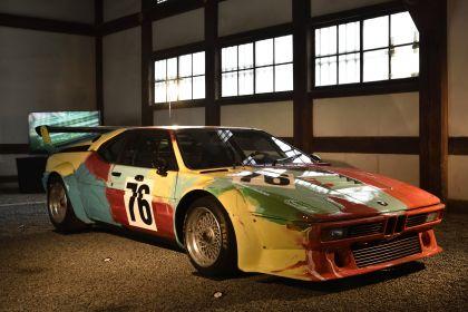 1979 BMW M1 ( E26 ) Procar Art Car by Andy Warhol 24