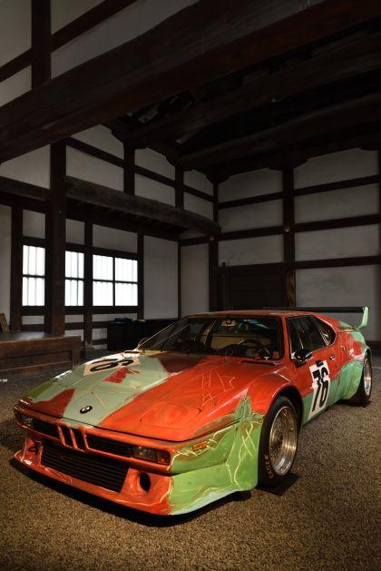 1979 BMW M1 ( E26 ) Procar Art Car by Andy Warhol 25