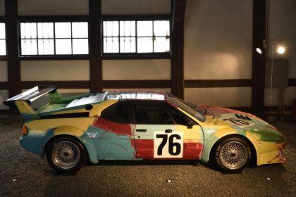 1979 BMW M1 ( E26 ) Procar Art Car by Andy Warhol 28