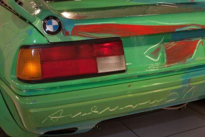 1979 BMW M1 ( E26 ) Procar Art Car by Andy Warhol 30