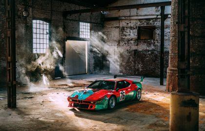 1979 BMW M1 ( E26 ) Procar Art Car by Andy Warhol 32