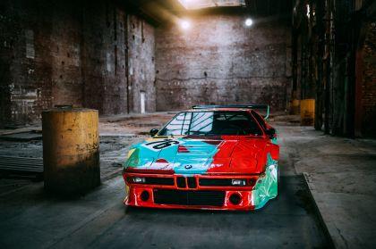 1979 BMW M1 ( E26 ) Procar Art Car by Andy Warhol 33