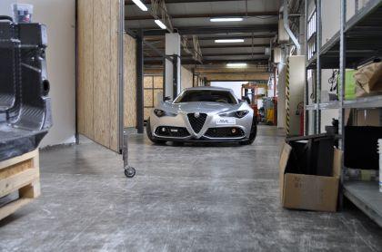 2018 Mole Costruzione Artigianale 001 ( based on Alfa Romeo 4C ) 1