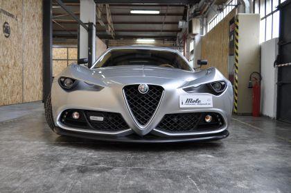 2018 Mole Costruzione Artigianale 001 ( based on Alfa Romeo 4C ) 3
