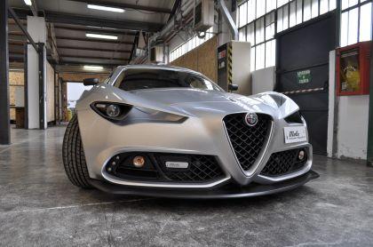 2018 Mole Costruzione Artigianale 001 ( based on Alfa Romeo 4C ) 4