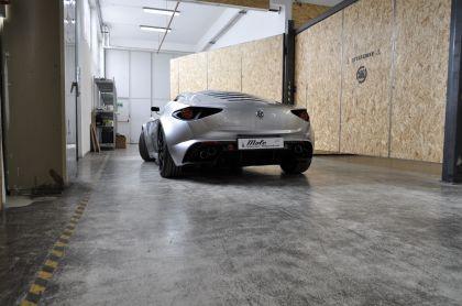 2018 Mole Costruzione Artigianale 001 ( based on Alfa Romeo 4C ) 5