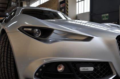 2018 Mole Costruzione Artigianale 001 ( based on Alfa Romeo 4C ) 9