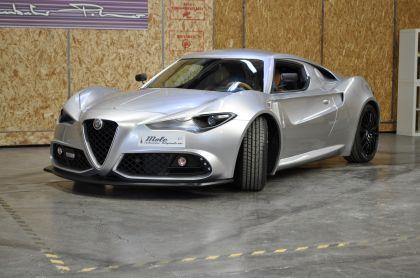 2018 Mole Costruzione Artigianale 001 ( based on Alfa Romeo 4C ) 21