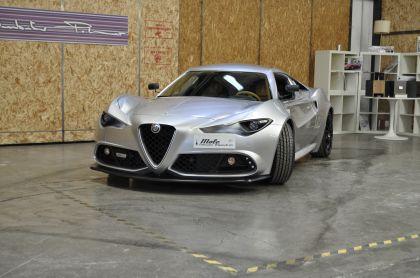 2018 Mole Costruzione Artigianale 001 ( based on Alfa Romeo 4C ) 22