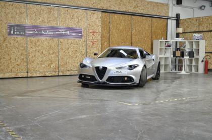 2018 Mole Costruzione Artigianale 001 ( based on Alfa Romeo 4C ) 40