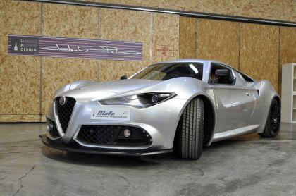 2018 Mole Costruzione Artigianale 001 ( based on Alfa Romeo 4C ) 41
