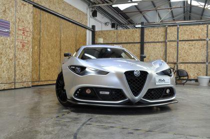 2018 Mole Costruzione Artigianale 001 ( based on Alfa Romeo 4C ) 42