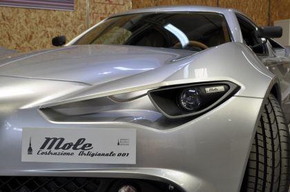 2018 Mole Costruzione Artigianale 001 ( based on Alfa Romeo 4C ) 44