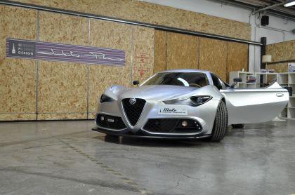 2018 Mole Costruzione Artigianale 001 ( based on Alfa Romeo 4C ) 46