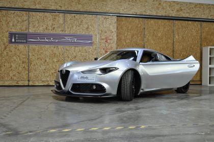 2018 Mole Costruzione Artigianale 001 ( based on Alfa Romeo 4C ) 47