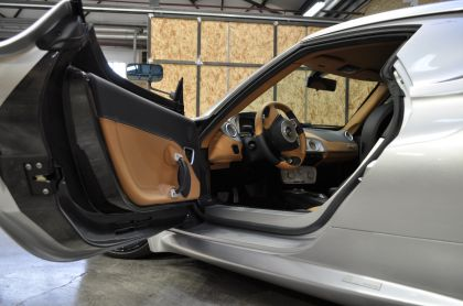 2018 Mole Costruzione Artigianale 001 ( based on Alfa Romeo 4C ) 51