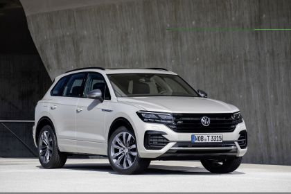 2019 Volkswagen Touareg One Million special edition 1