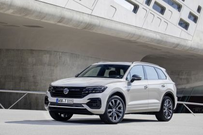 2019 Volkswagen Touareg One Million special edition 4