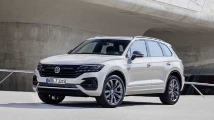 2019 Volkswagen Touareg One Million special edition 7
