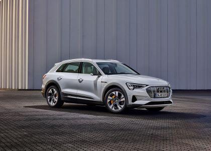 2019 Audi e-Tron 50 quattro 10
