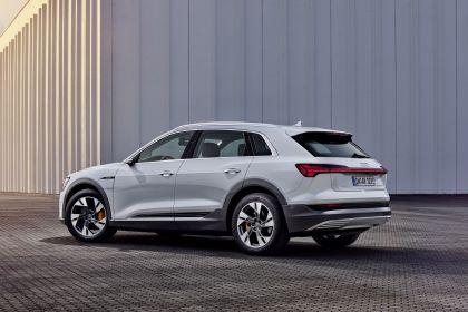 2019 Audi e-Tron 50 quattro 11