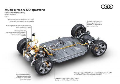 2019 Audi e-Tron 50 quattro 14