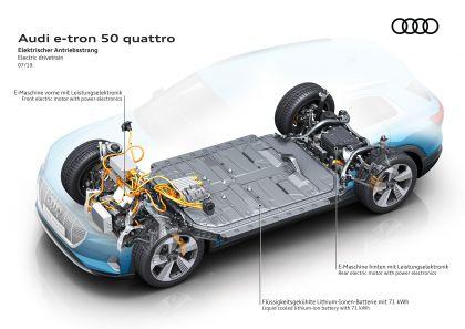 2019 Audi e-Tron 50 quattro 15