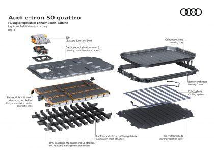 2019 Audi e-Tron 50 quattro 16