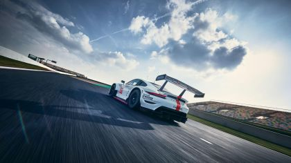 2020 Porsche 911 ( 991 type II ) RSR 3