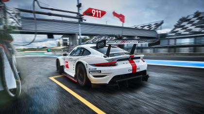 2020 Porsche 911 ( 991 type II ) RSR 5