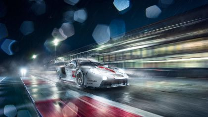 2020 Porsche 911 ( 991 type II ) RSR 6