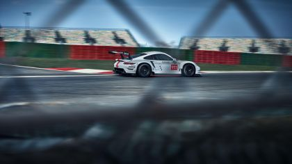 2020 Porsche 911 ( 991 type II ) RSR 8