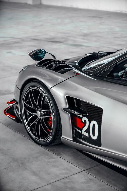 2019 Pagani Huayra roadster BC 34
