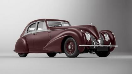 1939 Bentley Corniche ( 2019 recreation by Mulliner ) 1