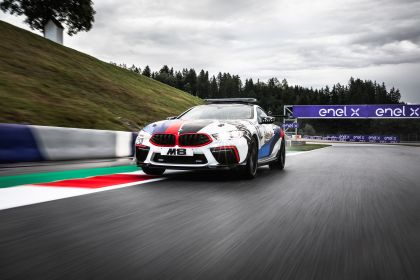 2019 BMW M8 ( F91 ) MotoGP Safety Car 3