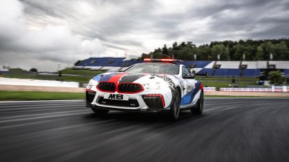 2019 BMW M8 ( F91 ) MotoGP Safety Car 9