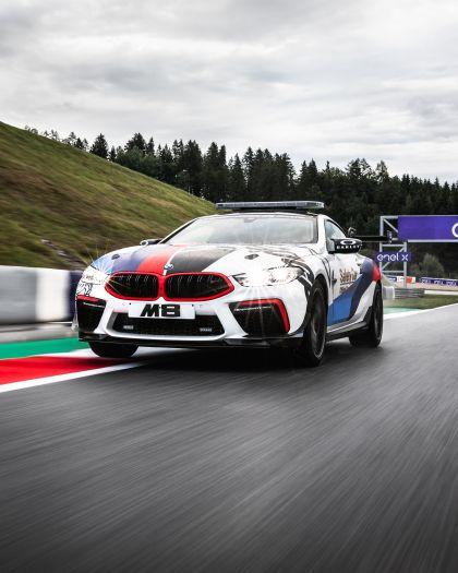 2019 BMW M8 ( F91 ) MotoGP Safety Car 11