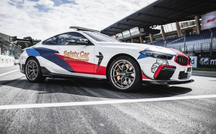2019 BMW M8 ( F91 ) MotoGP Safety Car 18