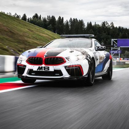 2019 BMW M8 ( F91 ) MotoGP Safety Car 25