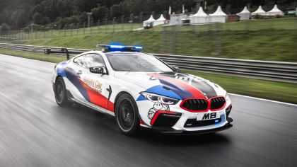 2019 BMW M8 ( F91 ) MotoGP Safety Car 35