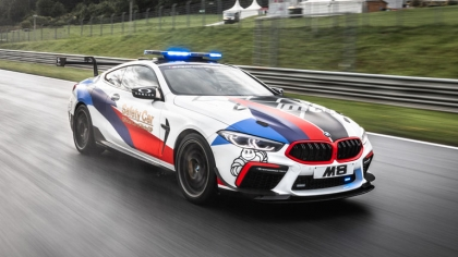 2019 BMW M8 ( F91 ) MotoGP Safety Car 5