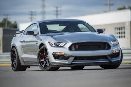 2020 Ford Mustang Shelby GT350R 1