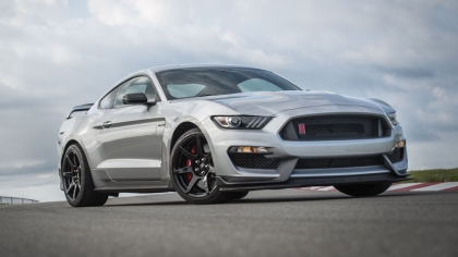 2020 Ford Mustang Shelby GT350R 4