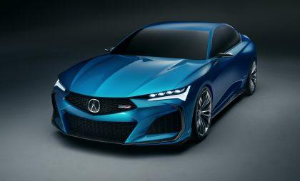 2019 Acura Type S concept 4